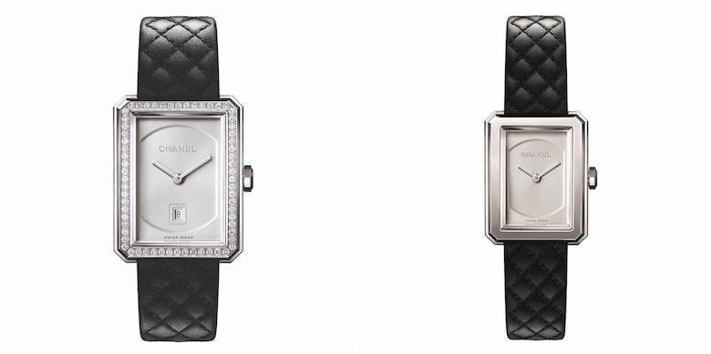 シャネルの腕時計「ボーイフレンド」に新作発売